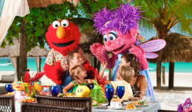 Family Travel, Sesame Street at Beaches Negril