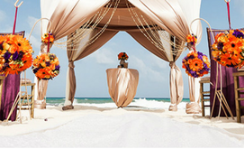 Destination Weddings, Beach Ceremony